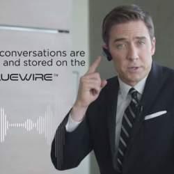 営業マンには嬉しいかも? 通話内容を録音してくれるスマホ用レコーダー「Bluewire」