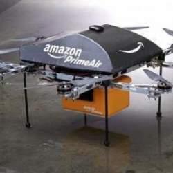 夢の30分配達が実現する日は近い? Amazonがドローンによる配送試験をイギリスで実施予定