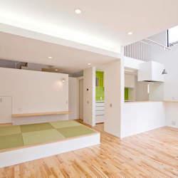一生モノのマイホームは空間を贅沢に使って暮らしたい。「スキップフロア」の住宅実例まとめ