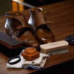 今日から始める靴磨き。革靴の磨き方は4つのステップを踏めば、簡単にできる!