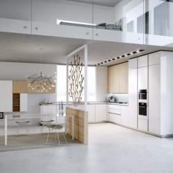 窮屈さとは無縁の、快適な部屋作りを支える間仕切り。パーテーションを用いた空間活用実例3選