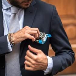 スーツのポケットにも幾つか種類がある。理想のスーツスタイルに最短距離で辿りつくための基礎知識