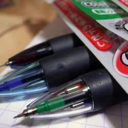 利用用途や気分に合わせてカスタマイズ。リフィルを入れ替えることができる多機能ボールペン3選