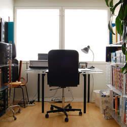 自分だけの空間を作り出す。おしゃれで集中できる書斎周りの環境の作り方