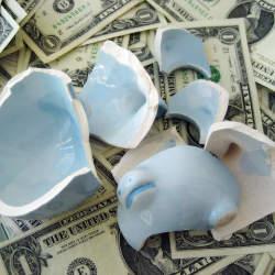 「貯金ゼロ」で本当に大丈夫? 無貯金生活には恐ろしい将来が待っているかもしれない