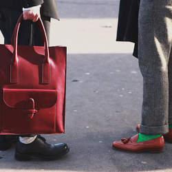 夏のロールアップスタイルにおしゃれ靴下。靴下を使った簡単なおしゃれコーデ集