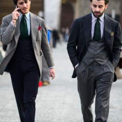 スーツスタイルは本場から盗め。イギリス・イタリア人から学ぶおしゃれなスーツコーディネート術