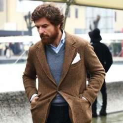 大人のジャケットスタイルは「ハズし」が肝心。ジャケットを制する者が、お洒落を制する。