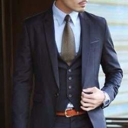 「スーツとベルト」は意外と見られてる? 真の洒落男はスーツとベルトの組み合わせから。