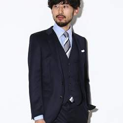 【完全版】王道「ネイビースーツ」の着こなし術:ネイビースーツの基礎からワンランク上のおしゃれまで