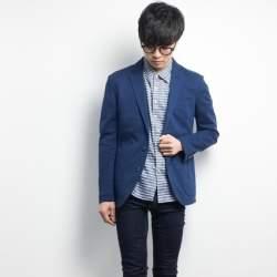 """真の洒落男が着こなす「ジャケット×ジーンズ」:本当の""""かっこいい""""を魅せる、ジャケジーのコーデ術"""