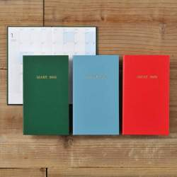 効率的なタイムマネジネントを叶えるスマートなおすすめビジネス手帳3選