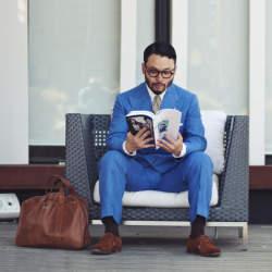 おしゃれビジネスバッグを展開するブランド3選:おしゃれカバンが、大人の男を格上げする。