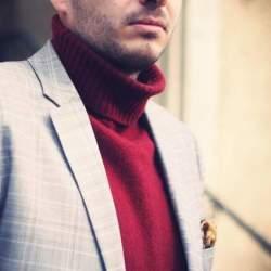 秋冬ファッションのド定番・タートルネックのすゝめ。たった1枚で、秋ファッションをあなたのものに。