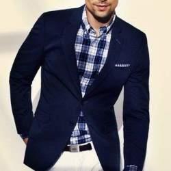 脱ブナン紺ジャケットしたい。無難すぎないおしゃれ紺ジャケット、教えます。