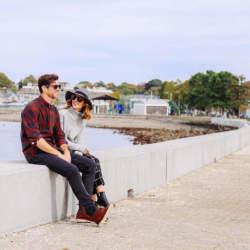 秋冬のデイリーコーデには鉄板のネルシャツを。おしゃれメンズが魅せるネルシャツの洒落た着こなし方