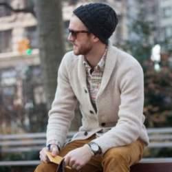 大人メンズを魅了する、白ニットの着こなし。本当にお洒落なメンズなら知っているそのコーデ術とは?