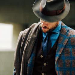 冬は冬らしいスーツスタイルを:日本中の紳士に捧ぐ〈Suit StyleBook Winter〉