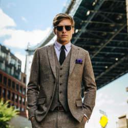 スーツ姿がかっこいい男は「毎日」かっこいい。 常にかっこいい男であり続けるためのスーツ着こなし