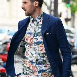「シャツ」でおしゃれを楽しめ! 小粋な海外メンズから学ぶ、シャツの着こなし術