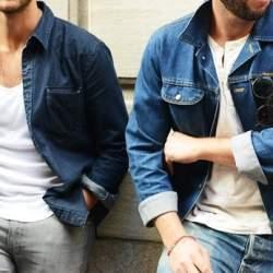 """ジャケットのインナーシャツにはこだわりを! おしゃれメンズの5つの""""インナーシャツテクニック"""""""