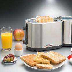 おしゃれなトースターで、気乗りしない朝も優雅に。食卓の1シーンを劇的に変えるおしゃれトースター
