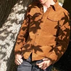 """コーデュロイシャツ着こなしの""""いろは"""" 秋冬限定アイテムだからこそ光る、大注目の着こなし"""