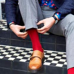 """靴下がファッションの決め手! 意外と難しい靴下コーデをマスターして、""""足元から""""おしゃれメンズに"""