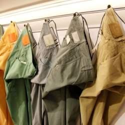 冬のパンツスタイルは色が勝負! カラーパンツの応用で、マンネリパンツスタイルから脱出せよ。