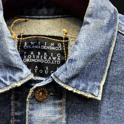 少し工夫されたデニムジャケットコーデ集。お馴染みのGジャンに隠された今後の可能性を探る!