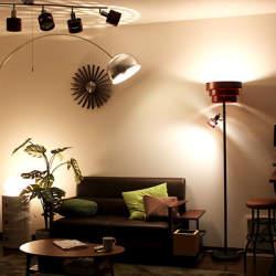 「光で、癒す」3つのおすすめ間接照明ブランド:自宅を上質な癒し空間に。