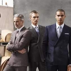"""ダブルスーツが実現する大人の品格:着こなしを抑えて""""ワンランク上""""のスーツスタイルを"""