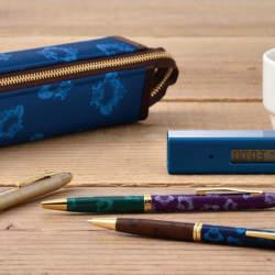 ビジネスパーソンにこそおすすめしたい、ブランド筆記用具。ワンランク上の新たな自分を魅せる。