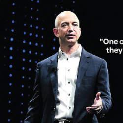 顧客だけを見ろ! Amazonジェフ・ベゾスの名言に学ぶ、成功の秘訣:サクッと学べるビジネス英語