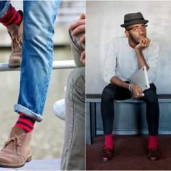 メンズ靴下の4つの人気ブランド:おしゃれは足元から、靴だけでなく靴下も!