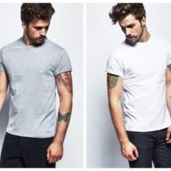 メンズファッションの標準装備「無地Tシャツ」のおすすめコーデ:これからの季節はこれで決まり!