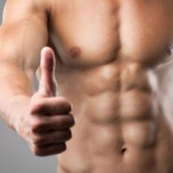 腹を凹ませ、人生を変える画期的な「男性のダイエット」:『なぜ一流の男の腹は出ていないのか?』