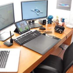 仕事がはかどる「デスク整理術」:できる男のデスクは、自分だけのオフィスビルだと思え。