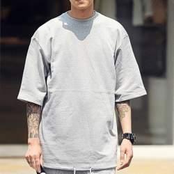 """今夏のTシャツ、キーワードは""""ビッグシルエット"""":最旬シルエットで「シンプル」のその先へ"""
