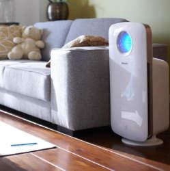 """スタイリッシュな空気清浄機で、健康管理も""""おしゃれ""""にこなせ。空気さえもデザインしよう!"""
