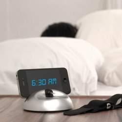 静かに起きられる! 人に迷惑をかけない振動目覚まし時計って知っている?