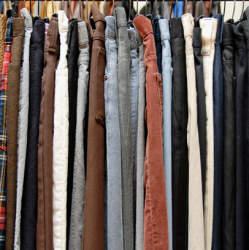 ファッションの基本! メンズのパンツの種類の紹介!