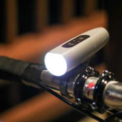 ちゃんと取り付けよう! 自転車用ライトについて
