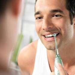 歯茎の手入れに電動歯ブラシ! ソニッケアーを使いこなそう!