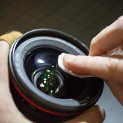 一眼レフカメラを綺麗に掃除! レンズのクリーニングについて