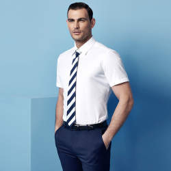 """どこまでがビジネスマナー? """"半袖シャツ""""でクールビズ"""
