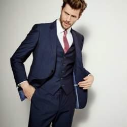 メンズコーデ入門! スーツとネクタイとシャツの色や柄の合わせ方!