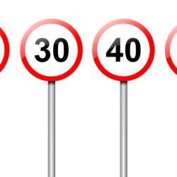 速度制限は有るの? 自転車の平均時速はどのくらい?