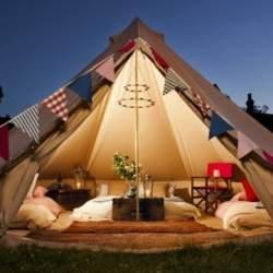 """キャンプは古い?ホテルは高い? """"グランピング""""で叶える「良いトコどり」の休日"""