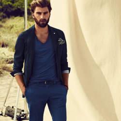 """イタリア男を格上げする""""L.B.M.1911""""の紺ジャケ:確かなブランド力と品質を身にまとえ!"""